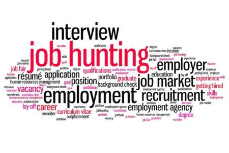 Job hunting platform